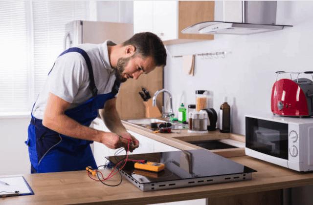 cooktop repair santa monica